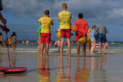 Safety on FH Beach