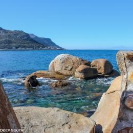 FHBeach - SkellyPool - Cape Town's Deep South - Bev Simpson