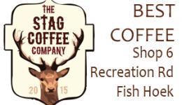 STAG Coffee Company - Fish Hoek