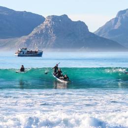 Kommetjie - Cape Town's Deep South - Bev Simpson