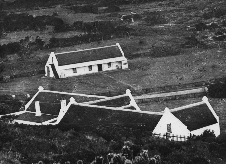 FHV 04 186A - Original Farm Buildings