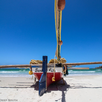 TrekFishing - Cape Town's Deep South - Bev Simpson